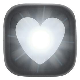 Knog Blinder Front Light 1 white LED Hearts